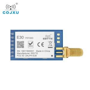 Image 2 - SI4463 170MHz TCXO 100mW E30 170T20D ยาวระยะทางโมดูล rf โมดูล IoT UART Serial Port Wireless Transmitter และ Receiver