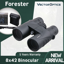 Coated-Prism Tactical-Scope Hunting-Sight Vector-Optics Forester Binocular Shooting Silver