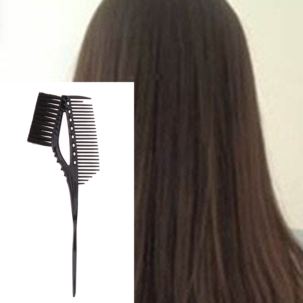 Hair Dye Coloring Brush Comb Hairdressing Brush Pro Plastic Salon Hair Comb Brushes Tool Kit Set Tint Coloring Wholesale