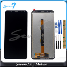 6.0 inch Tested Well For Vernee X LCD Display+Touch Screen Digitizer Assembly For Vernee X1 LCD Touch Digitizer цена