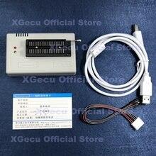Siyah baskı V10.27 XGecu TL866II artı USB programcı desteği 15000 + IC SPI Flash NAND EEPROM MCU PIC AVR değiştirin TL866A TL866CS
