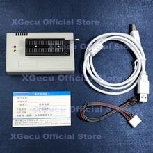 שחור מהדורת V10.27 XGecu TL866II בתוספת USB מתכנת תמיכה 15000 + IC SPI פלאש NAND EEPROM MCU PIC AVR להחליף TL866A TL866CS