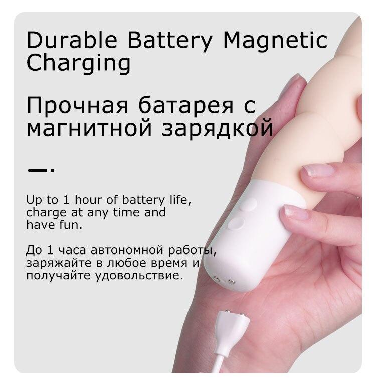 Hbfdc43933b254c168e25b3c2591e7218q - Durex Play 08 Soft Dildo Ice Cream Vibrator ดิลโด้สั่นกันน้ำ แท่งสั่นแบบนุ่ม ดุ้นนวดสำเร็จความใคร่ ผลิตภัณฑ์ทางเพศ  <ul>  <li>ผิวเรียบสัมผัสนิ่ม</li>  <li>สั่นนุ่ม 3ทรงกลม มอบประสบการณ์ดีกว่า</li>  <li>วัสดุซิลิโคนทางการแพทย์ปลอดภัย</li>  <li>กันน้ำ IPX7 ใช้ในอ่างอาบน้ำได้</li>  <li>สั่นเสียงน้อยกว่า 60dBA</li>  <li>สามารถชาร์จได้ สายแบบแม่เหล็ก</li> </ul>