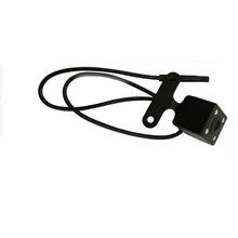 Vehicle Backup Camera Dual Camera Wide Viewing Angle 720P HD Color CCD Waterproof Vehicle Car Rear View Camera