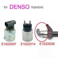 Unidade comum e1022014 da medida do combustível do trilho inejctor e1022028 unidade da bomba de medida do combustível válvula solenóide e1022007 para o injetor de denso