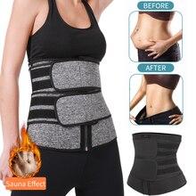 цена на Waist Trainer Tummy Slimming Shapewear Belly Shapers Reducing Girdles Modeling Belt Body Shaper Woman Fajas Weight Loss Corset