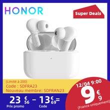 Global Versie Honor Keuze True Draadloze Oordopjes Tws Draadloze Bluetooth Oortelefoon Dual-Microfoon Ruisonderdrukking Bluetooth 5.0