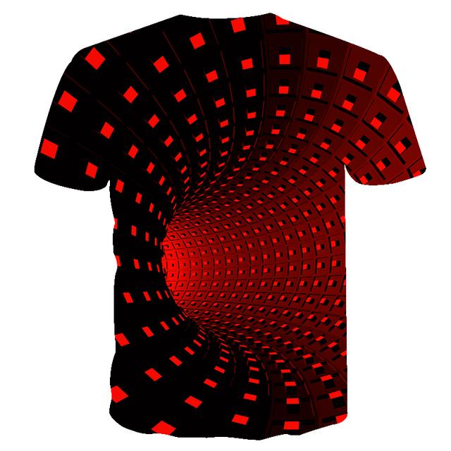 2020 Fashion Summer New Men T-shirt Dart Throwing Game Mode Tshirt 3D Printed Tshirt Men/Women Leisure Short-sleeved New T shirt