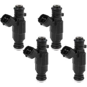 4Pcs Fuel Injectors 35310-22600 for Hyundai Accent 00-05 1.5L 1.6L I4