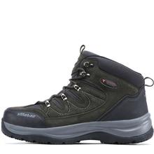 2020 new outdoor winter cotton shoes hiking shoes men's wear-resistant non-slip travel leisure plus velvet warm men's snow boots