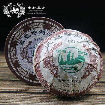 2011 2012 TuLin Fenghuang pu-erh Tuo Cha Phoenix specjalności Tuocha T813 Shu pu-erh 336g tanie i dobre opinie FullChea CN (pochodzenie)