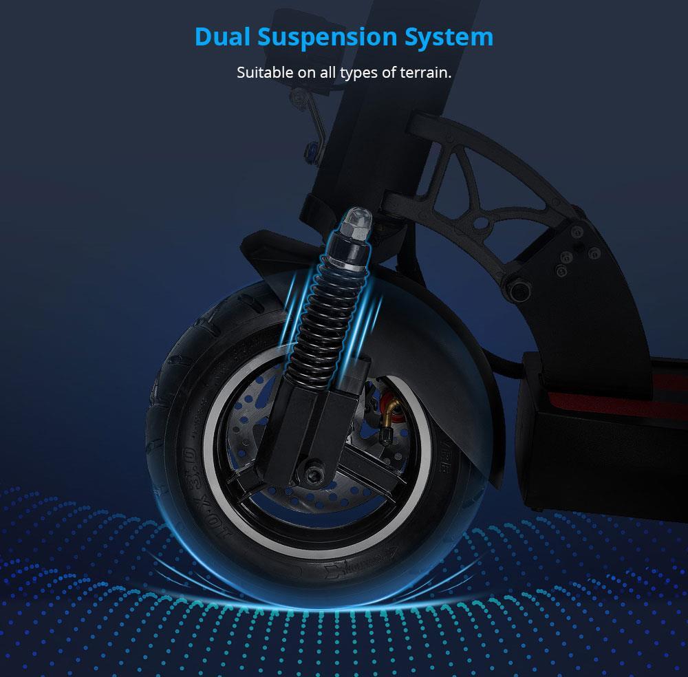 KUGOO M4 Folding Electric Adult Scooter (4)