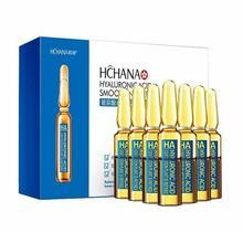 7pcs/set 2ml Hyaluronic Acid Ampoule Face Serum Shrink Pores Wrinkle Anti-ance N