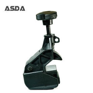 Image 4 - Hands free Heavy Duty Clamp Car Tire  Dismounting Clamp Tool Tyre Drop Center Clamp Tire Repiar Parts Tyre Changer Helper
