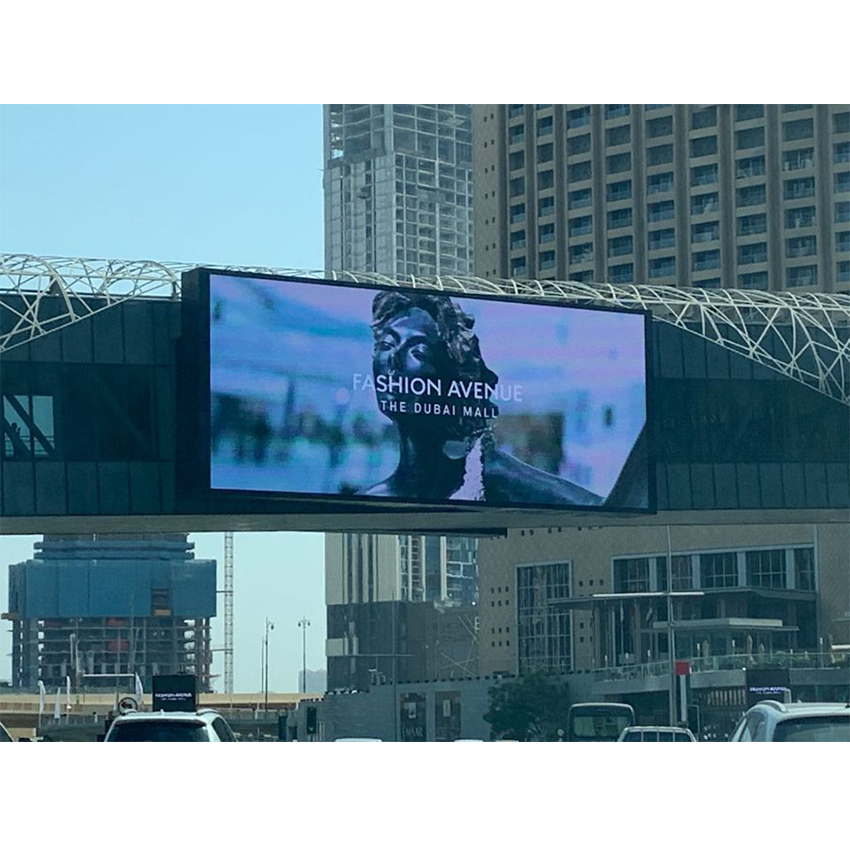 Outdoor LED Advertising <font><b>Billboard</b></font> p10 Outdoor led display sign p5 p6 image