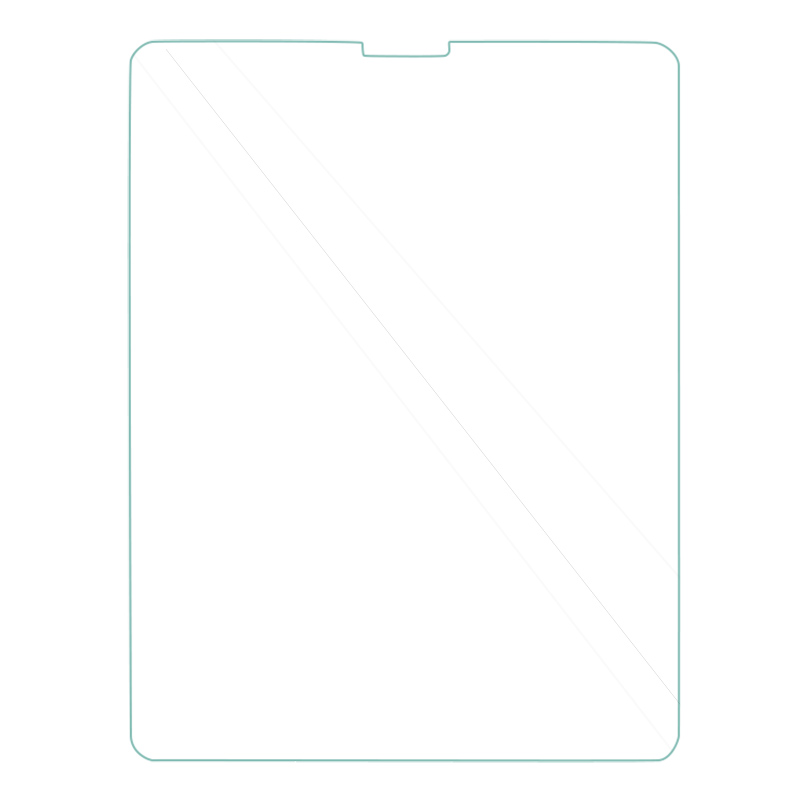 for Ipad PRO 11 Inch Tablet PC Tempered Film HD 9H Anti Blue Light Anti Fingerprint Screen Protection Tempered Glass Film|Tablet Screen Protectors| |  - title=