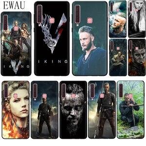 EWAU Vikings Travis Fimmel Silicone phone case for Samsung A3 A5 A6 Plus A7 A8 A9 A10s 20s 30s 40s 50s 60 70 J6