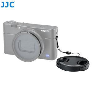 Image 1 - JJC 52mm MC UV CPL Filter Adapter for Sony RX100 VI RX100 VII for Canon G5X Mark II Lens Cap Kit Keeper RX100 M6 Camera Case Bag