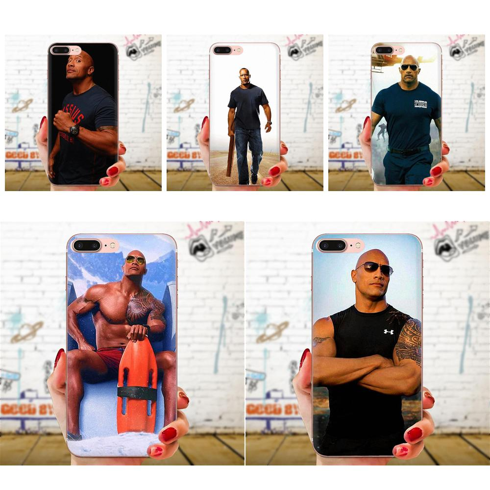 The Rock Dwayne Johnson For Samsung Galaxy A51 A71 A81 A90 5G A91 A01 S11 S11E S20 Plus Ultra On Sale Luxury Cool Phone Case image