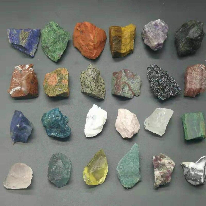 Cristal naturel pierre brute gravier lapis lazuli œil de tigre pierre cristal labradorite minéraux spécimens en gros