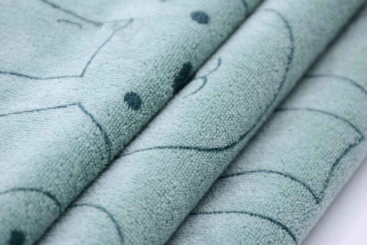 かわいいウサギソフトベビータオル幼児新生児マイクロファイバー吸水乾燥浴用風呂摂食布 Toalha デ Banho