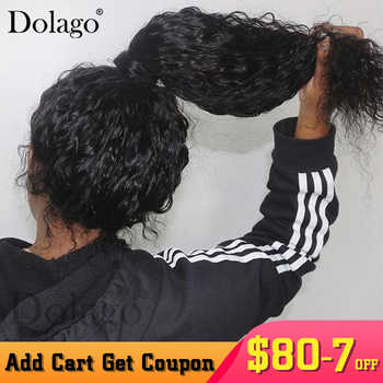 Curly 360 Lace Frontal Wig With Baby Hair Deep Wave Bob Transparent 13x6 Lace Front Human Hair Wigs 370 Fake Scalp Full Dolago - DISCOUNT ITEM  44% OFF All Category