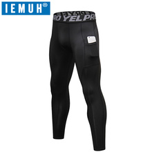 IEMUH Men Pants Hip Hop Harem Joggers Pants Male Trousers Mens Joggers Solid Pants Sweatpants Large Size XXL cheap Leggings Full Length S M L XL XXL 25 - 32 Polyester Broadcloth Casual Criss-Cross skinny Flat Elastic Waist Midweight Fits smaller than usual Please check this store s sizing info