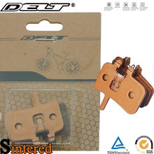 2 paar Mountainbike MTB Gesinterte Fahrrad Disc Bremsbeläge Für Hayes HFX-Mag Serie HFX-9 Serie MX1 Zubehör