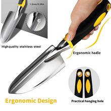 Piknik na świeżym powietrzu łopata narzędzia ogrodnicze przesadzanie nóż pielenie narzędzie ogrodnicze łopata tanie tanio garden hand tool set Z tworzywa sztucznego