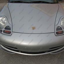 Неокрашенный наглазник для фар Накладка «брови» для Porsche 911 996 986 Boxter