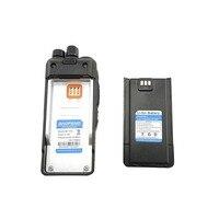 """מכשיר הקשר 2pcs Baofeng DM-1701 Digital מכשיר הקשר 10 ק""""מ אנלוגי Woki טוקי CB רדיו DMR רדיו Comunicador Dual Band Dm 1701 מקמ""""ש (3)"""