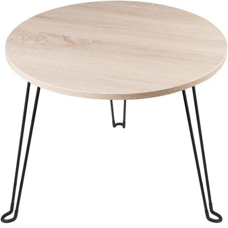 Tavolino Pieghevole Soggiorno Mobile Tavolino Rotondo Retrattile Camera Da Letto Seduta Sul Pavimento Tavolino Nordico Aliexpress