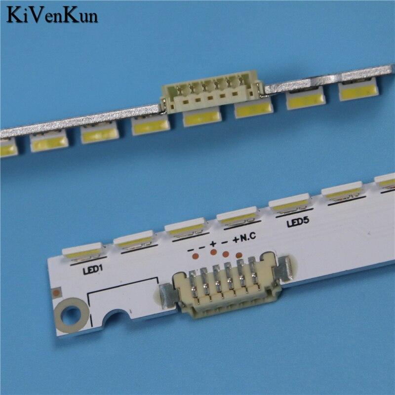 מקרנים ופלאזמות 3V 6V תאורת LED אחורית ברצועת עבור סמסונג UE32ES6710 UE32ES6580 בר קיט טלוויזיה LED Line Band עדשה 2012SVS32 7032NNB 44 2D REV1.1 REV1.0 (5)