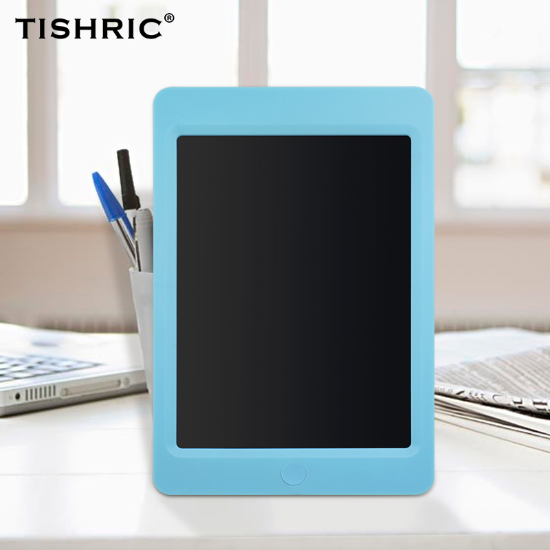 10Inch Color LCD Writing <font><b>Tablet</b></font> Drawing Board For Kids Graphics <font><b>Tablet</b></font> Screen Smart <font><b>Notebook</b></font> Drawing Board For Children image