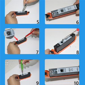 Image 3 - 純正インクカートリッジ充填ツール 5/6 色プリンタリフィル用 TR7520 TR8520 TS6120 TS6220 TS9520 プリンタ部品