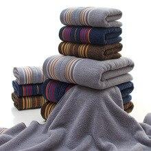 купить Towel set 1pc bath towel+2 pcs face towel Cotton towels 3 deep colors 100% Cotton Compressed Quick-Dry Machine Washable towel дешево