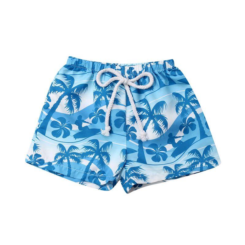 Infant Kids Baby Boy Beach Shorts Jogger Short Pants Bottoms Sport Swimwear 0-4Y /BY