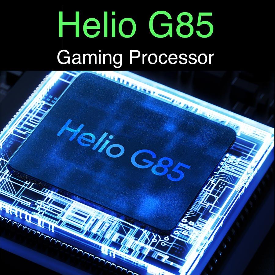 realme 7i RMX2193 6.5''HD+ 4GB 64GB 48MP AI Triple Cams Smartphone Helio G85 Octa Core 18W Quick Charge 6000mAh Mobile Phone 2