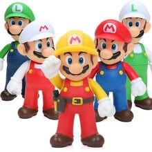 Super Marios Bros Donkey Kong Resin Action Figure Collectible Model Toy 12-13Cm Leuk Speelgoed Voor Collection Kinderen dag Puppets