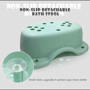 Image 5 - Baby Bathtubs for Infants Childrens Folding Bath Bucket Multifunctional Aluminum Alloy Bathtub Large 0 15 Growth Stage Bathtub