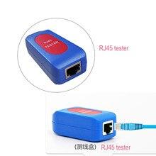 RJ45 test cihazı CCTV tester IPC9310 IPC9310SN mavi test kutusu RJ45 test aracı mavi aksesuarlar