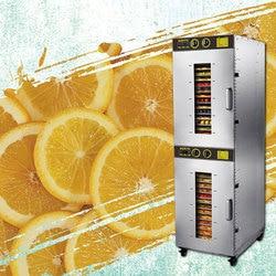 220V stainless steel Dryer Commercial Large food Drying box fruit vegetables Air dryer lemon Medicinal herbs Dried fruit machine