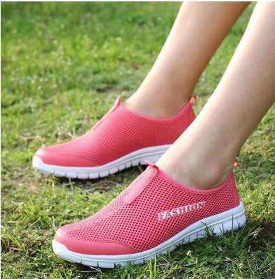 2020 neue Frauen Schuhe Frauen Wohnungen Schuhe Atmungsaktive Frauen Casual Schuhe Damen Schuhe Schuhe frauen Turnschuhe Weibliche Frauen Müßiggänger