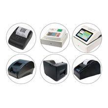 Cash Register Receipt-Paper Pos-Thermal-Printer 57x30mm for 2 10-Rolls 1/4--X-36'