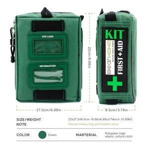 Image 3 - BearHoHo pratique trousse de premiers soins sac léger durgence médical sauvetage en plein air voiture bagages école randonnée Kits de survie