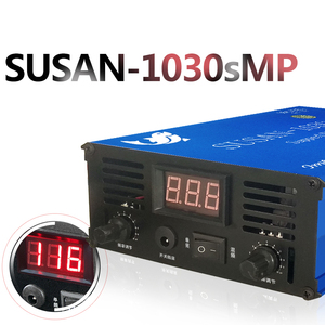 Image 5 - SUSAN 1030SMP LCD display 4 core HIFI power inverter 2500W With frequency adjustment 12V booster car power converter D5 005