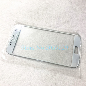 Image 3 - Replacement External Glass For Samsung Galaxy S7 G930 S7 Edge G935 LCD Display Touch Screen Front Outer Glass Lens