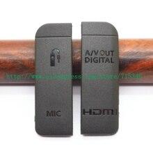 (Hochwertige) NEUE USB/HDMI DC IN/VIDEO OUT Rubber Tür Abdeckung Für Canon EOS 6D Digital Kamera Reparatur Teil
