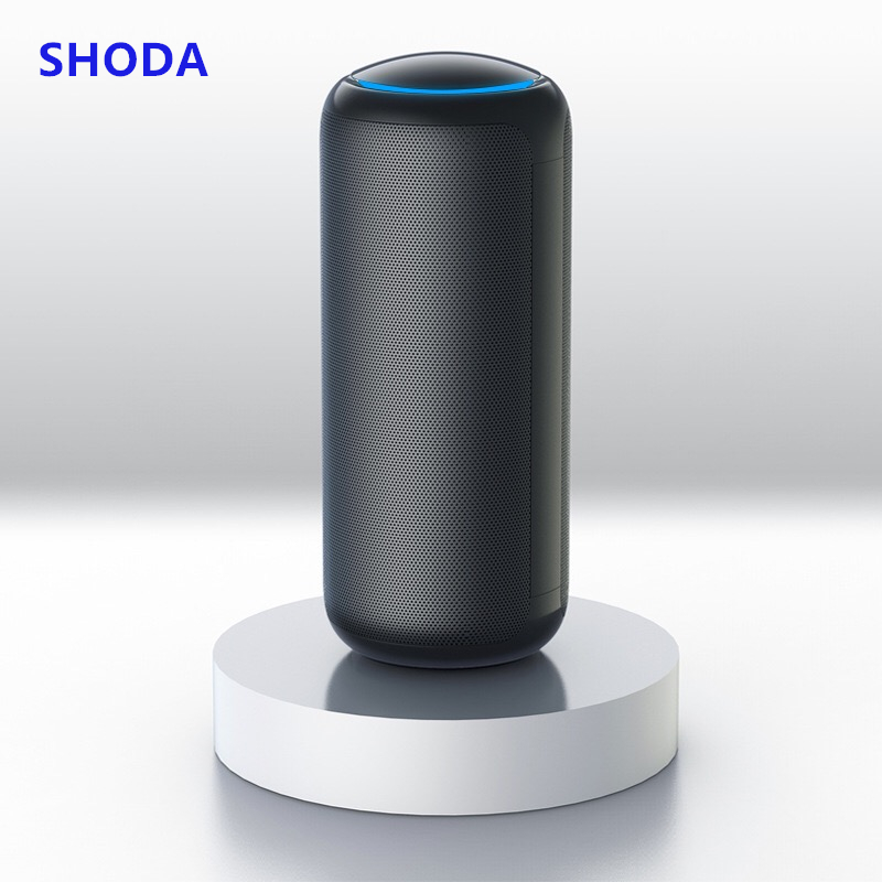 SHODA Car Air Cleaner With Hepa Filter Ionic Purifiers For Smoke Dust Formaldehyde Auto Mini Portable Ionizer Car Air Purifier