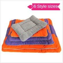 Коврик для домашних животных роскошная удобная кровать на все